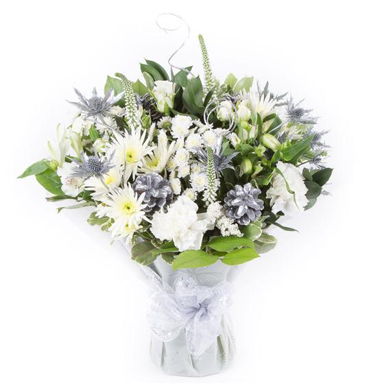 White christmas tracys florist staines mightylinksfo